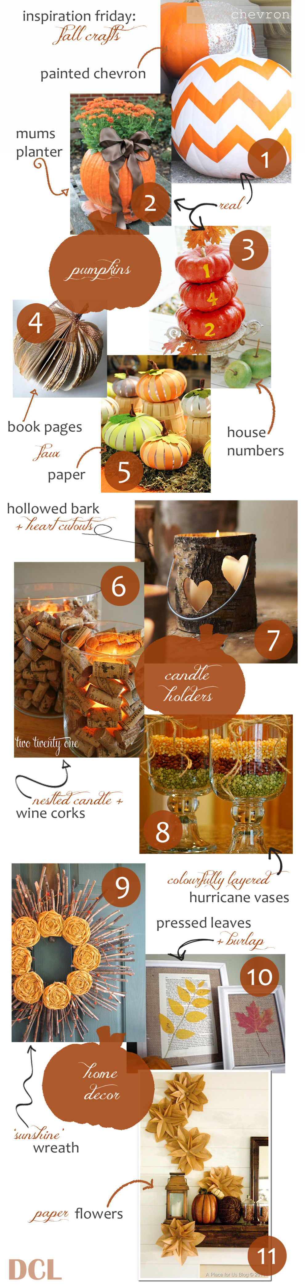 IF Fall Crafts