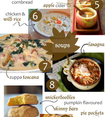 IF Fall Foods