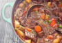 Gluten Free Crock Pot Beef Stew Recipe