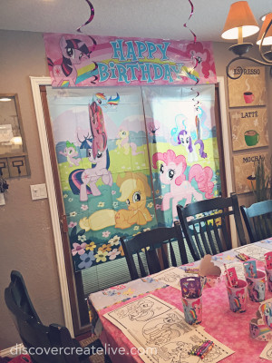 My Little Pony Birthday 07