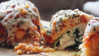 3-Cheese-Chicken-Spinach-Roll-Up