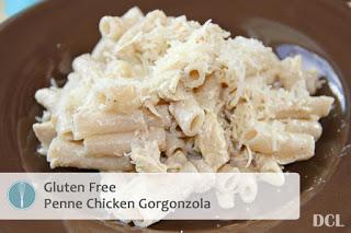 Penne Chicken Gorgonzola